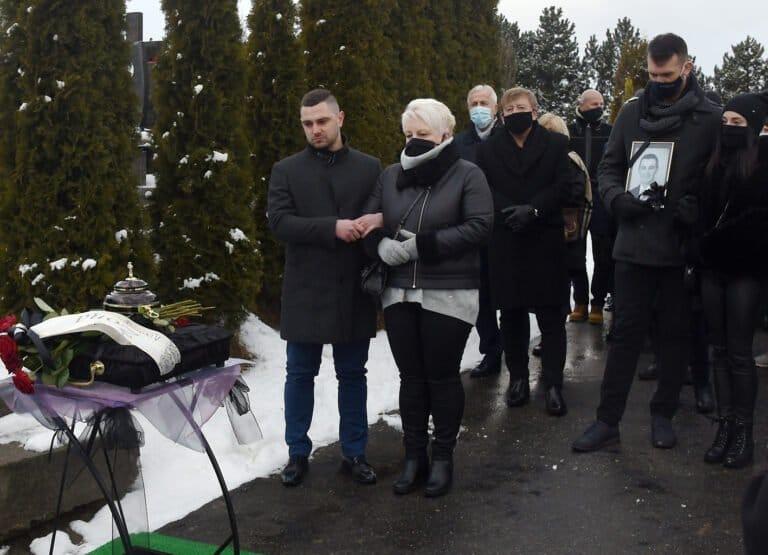 """Pożegnaliśmy """"Kusego"""" – Andrzeja Dorulę"""