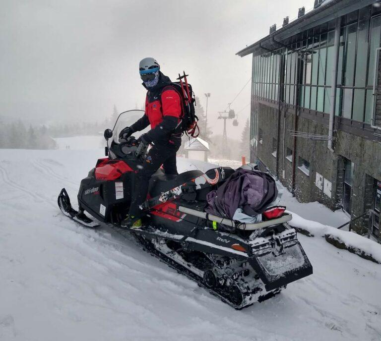 Pierwsza część sezonu narciarskiego za nami. Służby nie próżnowały