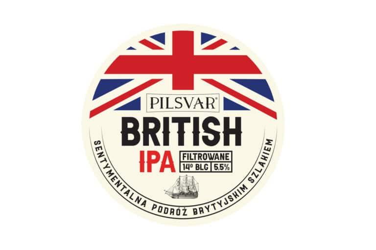 Pilsweizer wprowadza do oferty nowe piwo – Pilsvar British IPA