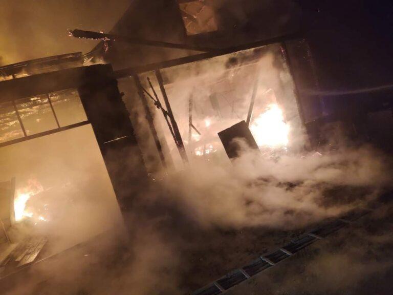 Strażacy zbierają na kamerę termowizyjną. Proszą o wsparcie finansowe