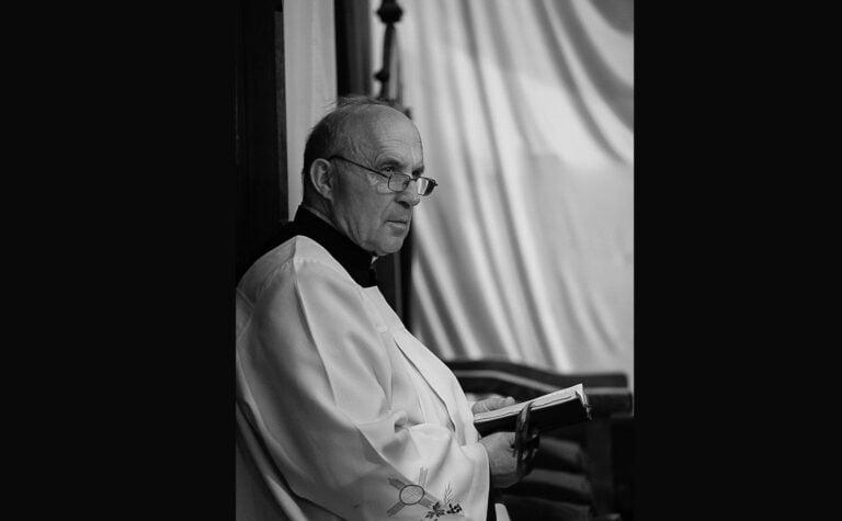 Zmarł ks. Józef Pyrek. Przez ponad 40 lat związany był z Jankową