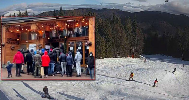 W Ostoi strajk na nartach. Sądecki klub odwołał strajk i pozostał zamknięty. W Zakopanem szturm na Góraleczkę