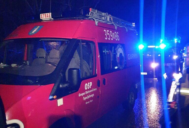 Gmina Chełmiec. Poszukiwany 24-latek odnalazł się na plebanii