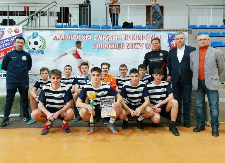 XXIX Halowe Mistrzostwa Południowej Małopolski rozstrzygnięte