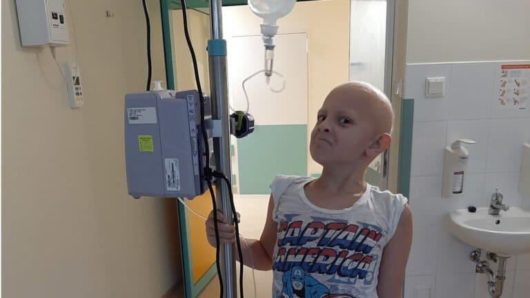 Ma dziesięć lat i trzeci raz walczy o życie. Potrzebna sztafeta dobrych ludzi, aby chłopiec mógł wygrać