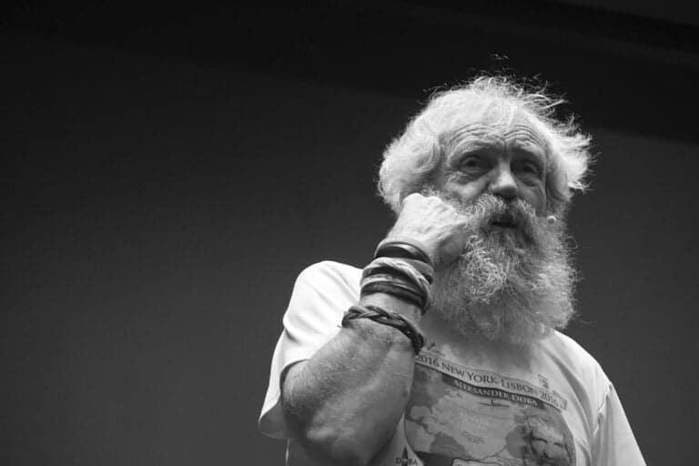 Nie żyje kajakarz i podróżnik Aleksander Doba. Przypominamy jego odwiedziny na Sądecczyźnie