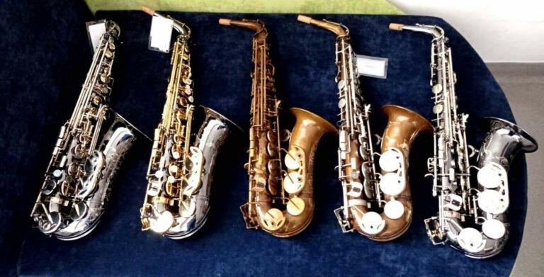 Za zachodnią granicą Polski skradziono kilkadziesiąt saksofonów. Kilka odnalazło się na Sądecczyźnie…