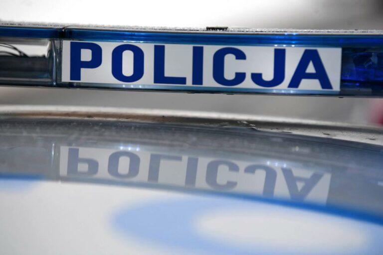 Tajemnicza przesyłka powodem interwencji policji i straży pożarnej