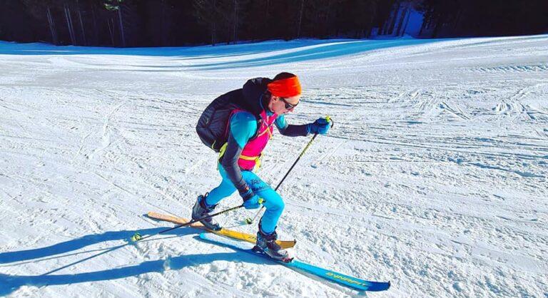 Justyna Kowalczyk-Tekieli zmieniła dyscyplinę sportu