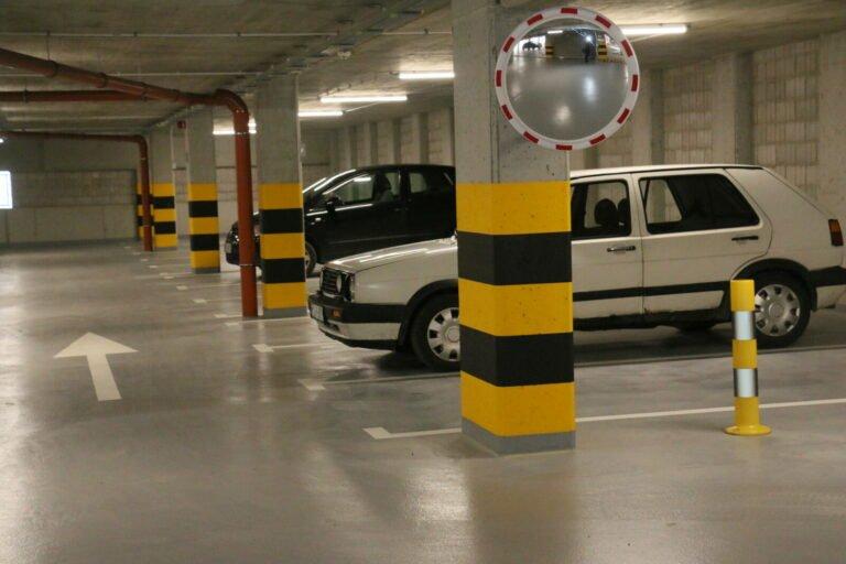 W centrum Limanowej przybyło 250 miejsc parkingowych. Wielopoziomowy budynek już dostępny dla kierowców