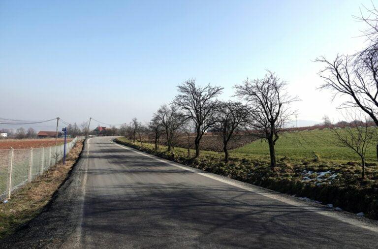 """Remont mostu na trasie Chełmiec – Limanowa z """"gratisem"""". Udało się zaoszczędzić, więc skorzysta trasa Tęgoborze – Chomranice"""
