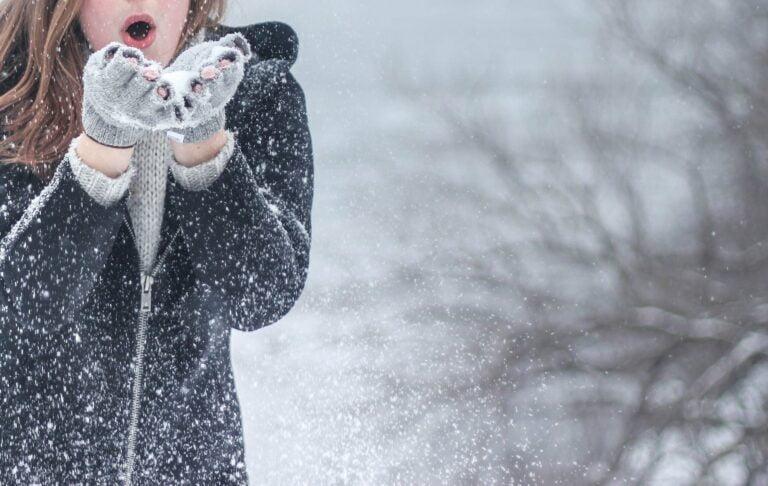 Uwaga! Znów ostrzeżenie o opadach śniegu