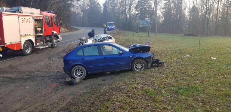 Policjanci poszukują świadków wypadku w Rdziostowie