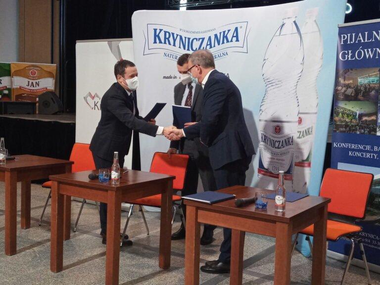 Krynica-Zdrój ma być drugą stolicą Małopolski