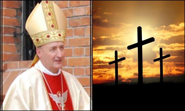 Diecezja Tarnowska. Są wytyczne biskupa Andrzeja Jeża na Wielki Tydzień. Święcenie pokarmów przed kościołami