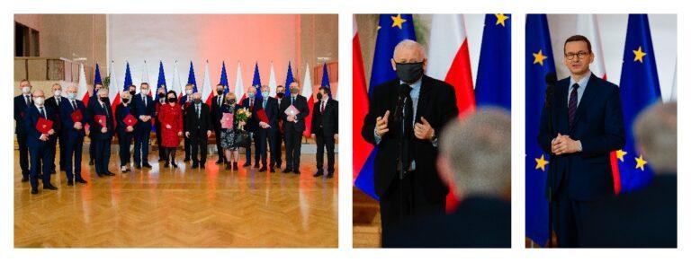Posłanka z okręgu nowosądeckiego będzie doradzać premierowi. Rada Doradców ma przygotować strategię na najbliższe wybory
