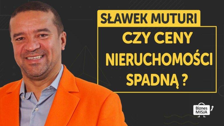 Nie lubi zimy, więc postanowił być jak bocian… Sławek Muturi w rozmowie z Łukaszem Smolarskim tłumaczy jak osiągnąć finansową wolność