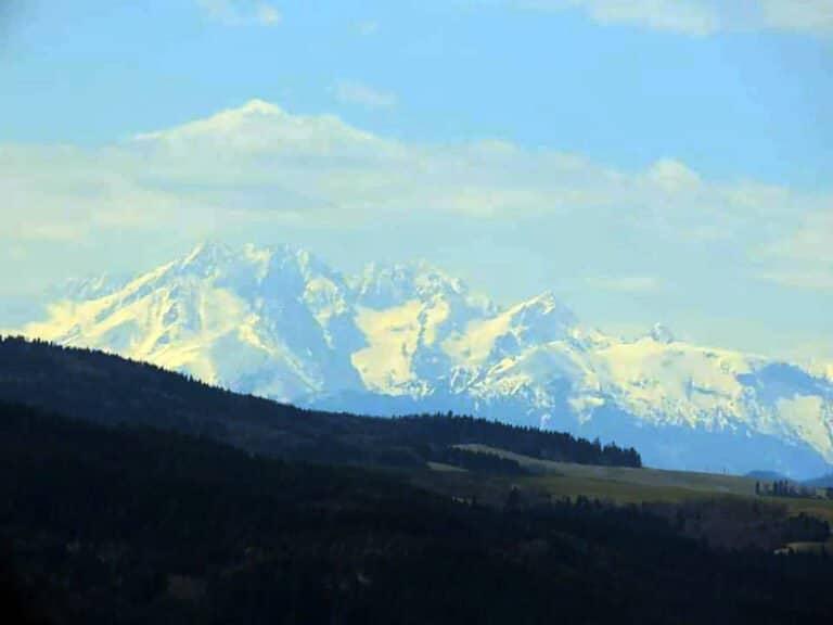 Co łączy Żegiestów z Tatrami? Woda i powietrze…