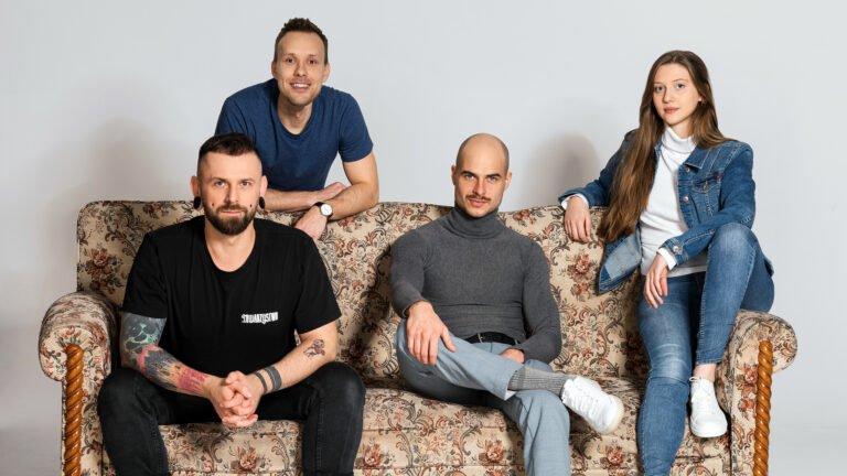 Łączą twórców treści wideo na żywo ze znanymi markami; pozyskali 4,8 mln zł na dalszy rozwój