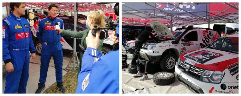 Sądecki mistrz prostowania zakrętów zaliczył udany prolog i drugie miejsce w pucharze Dacia Duster