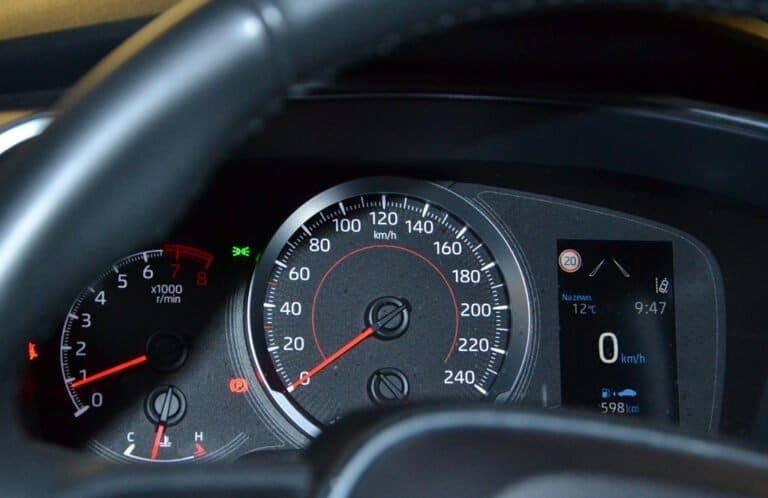 Piwniczna – Zdrój. Na liczniku Audi ubyło 164 kilometry… Kierowca ma kłopoty