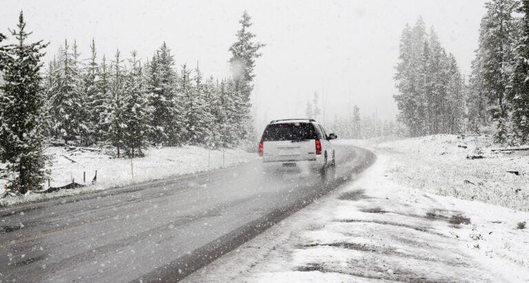 Do naszego regionu powraca zima. Wydano ostrzeżenie meteorologiczne