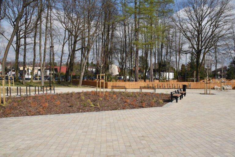 Posadzą 24 tysiące roślin w nowym Parku Strzeleckim