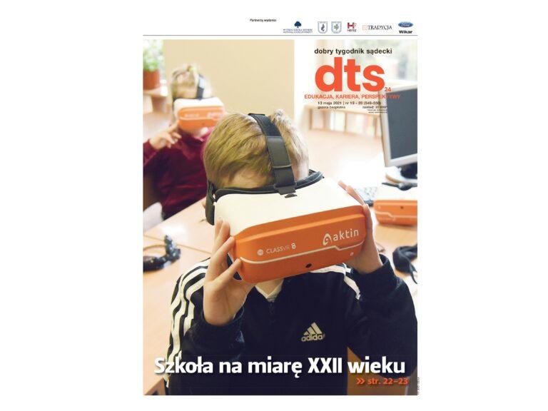 Edukacja, kariera, perspektywy – w najnowszym numerze DTS