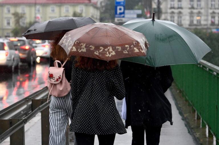 Synoptyk IMGW: dziś deszczowy wtorek