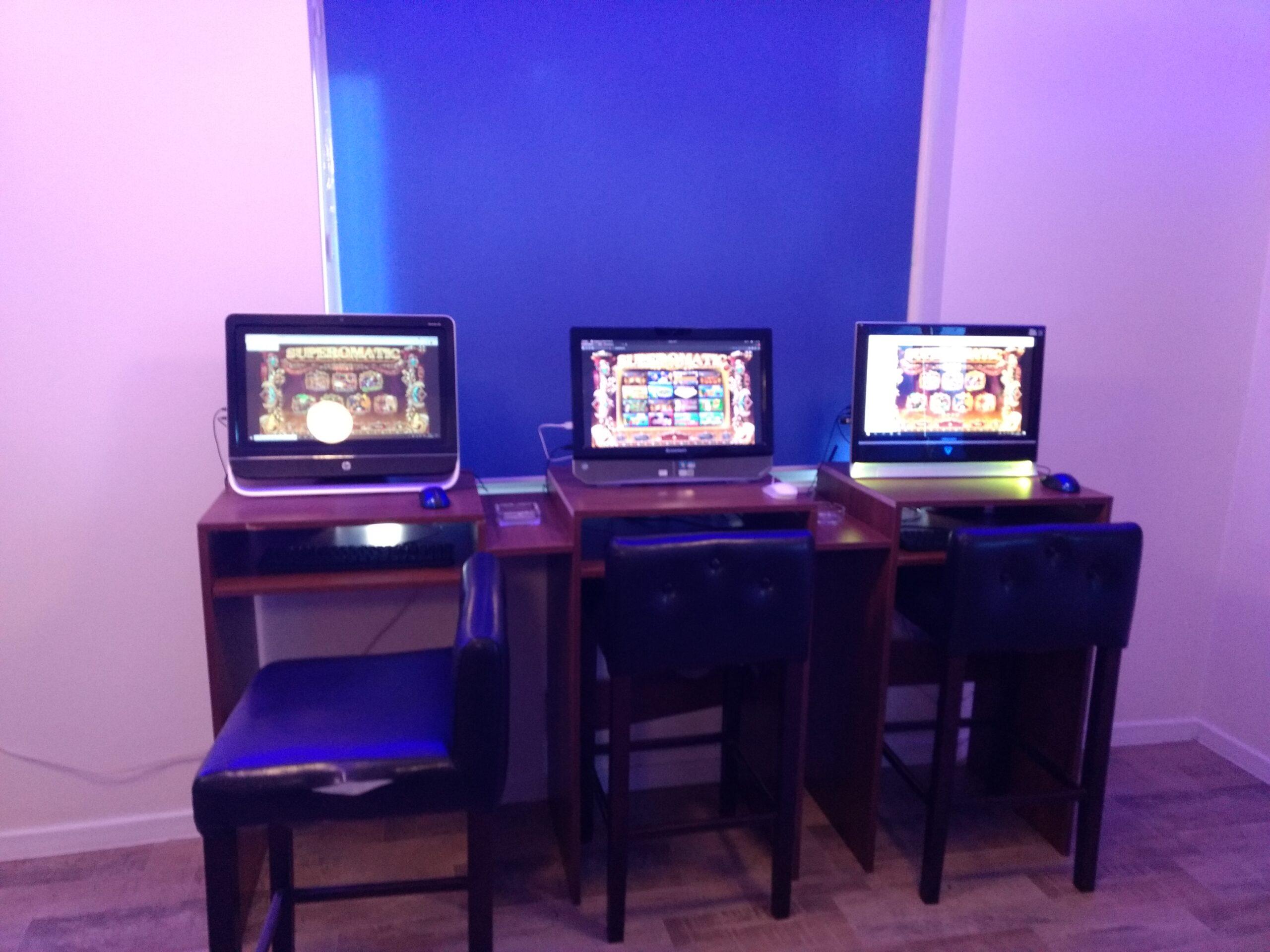 Nielegalny hazard w Limanowej. Policjanci zabezpieczyli komputery