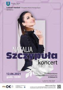 Natalia Szczypuła przerywa pracę nad płytą, aby zagrać koncert w rodzinnym mieście