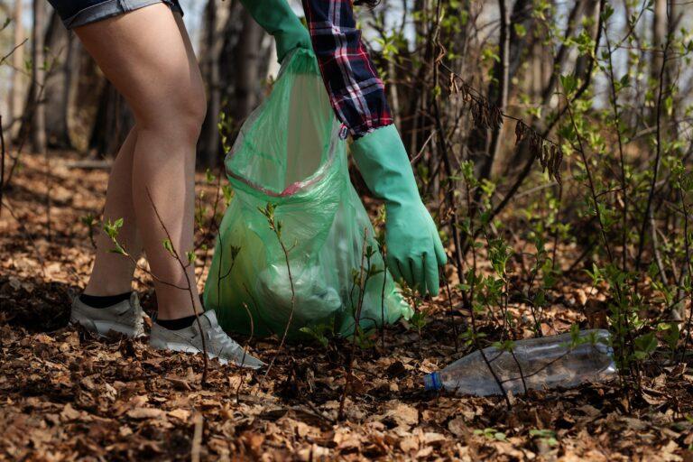 Krynica-Zdrój. Będą sprzątać Park Zdrojowy. Potrzeba wolontariuszy, którzy dadzą dobry przykład
