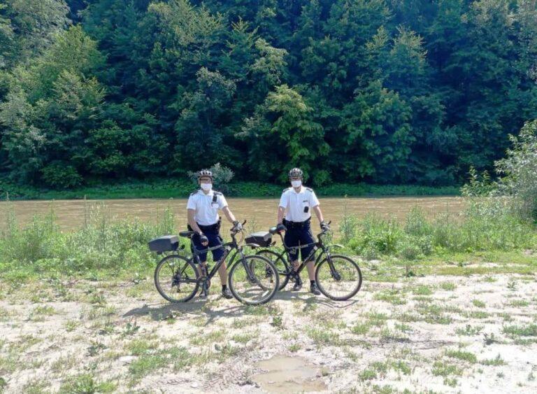 Nowy Sącz. Policyjne patrole na rowerach ruszyły w miasto