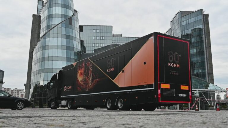 KGHM: wirtualna wyprawa do podziemnego miasta wyrusza w Polskę