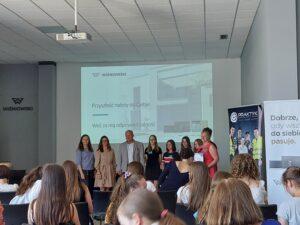 Firma Wiśniowski, Szkoła Praktyk, konkurs