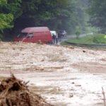 powódź, Librantowa