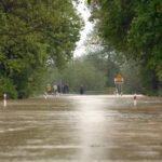 powódź, Nowy Sącz-Brzesko