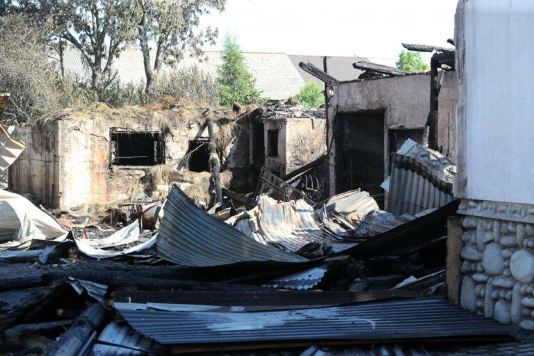 Prokuratura w Nowym Sączu przejęła śledztwo w sprawie pożaru w Nowej Białej