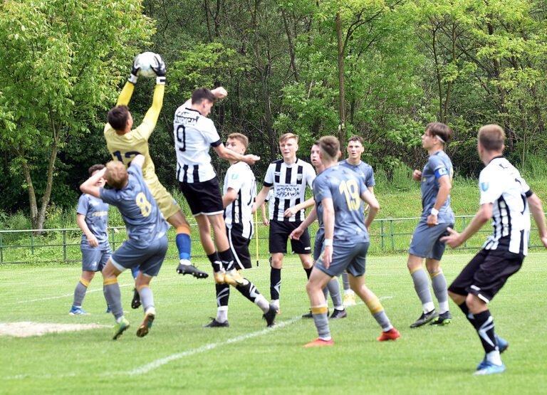 Pewne zwycięstwo juniorów Sandecji w meczu ze Stalą Rzeszów