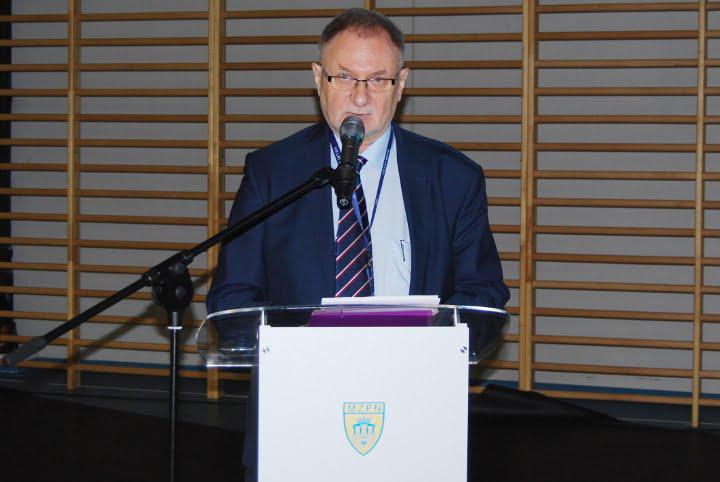 Ryszard Kołtun na czele Małopolskiego Związku Piłki Nożnej