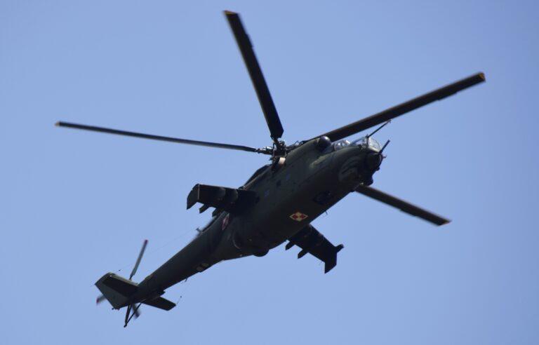 Od kilku dni maszyny wojskowe krążą nad regionem. Będzie tak do lipca