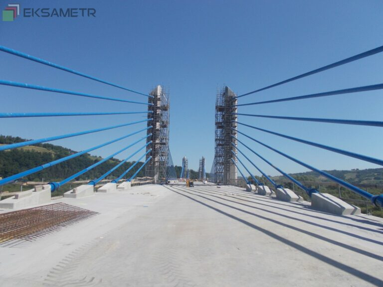 Most w Kurowie na ukończeniu. Wkrótce nim przejedziemy