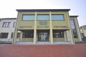 Instytut Kultury Fizycznej PWSZ Nowy Sącz