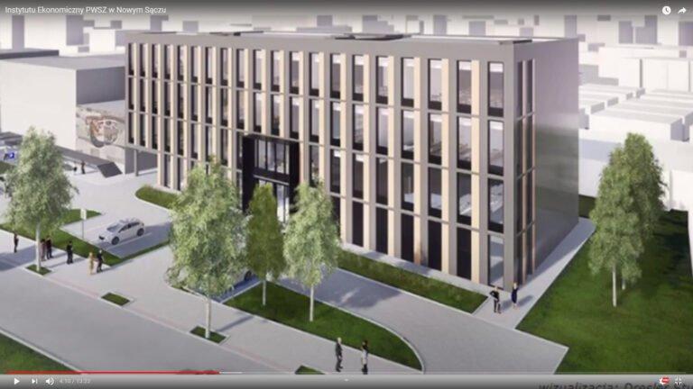 PWSZ Instytut Ekonomiczny: Przeprowadzka w przyszłym roku