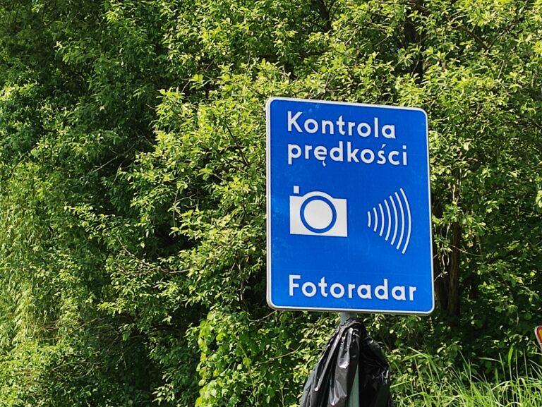 Wiemy gdzie stanie pierwszy fotoradar w powiecie nowosądeckim!