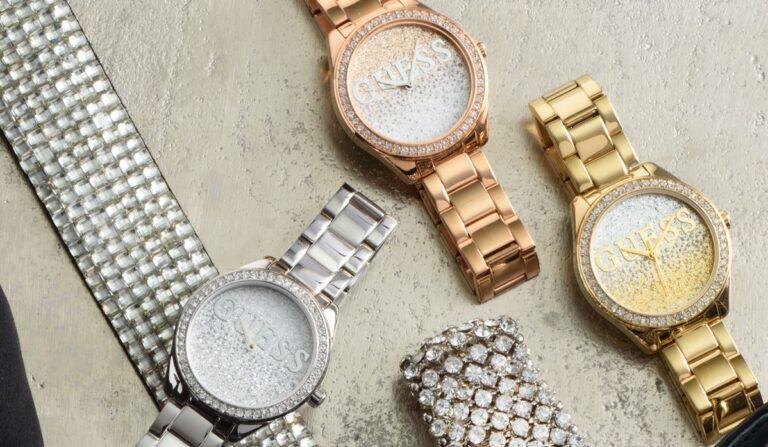 Zegarki Guess – hit czy kit?