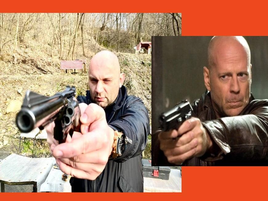 Bochenek Artur, Bruce Willis