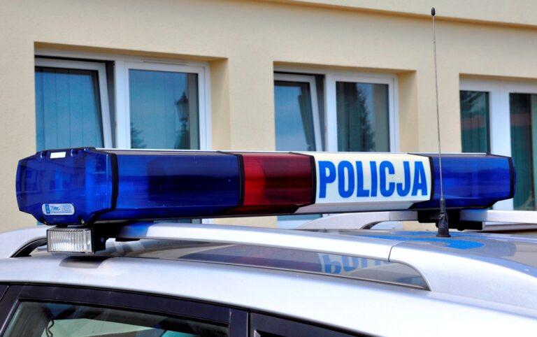 Policjant po służbie doprowadził do zatrzymania poszukiwanego mężczyzny