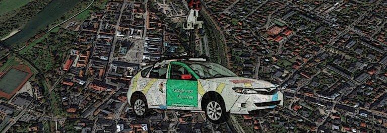 Auta Google Street Viev w Nowym Sączu! Szykuje się aktualizacja widoku miasta