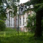 Pałac w Tęgoborzy